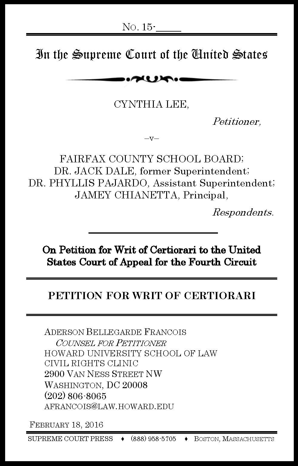 Supreme Court Press